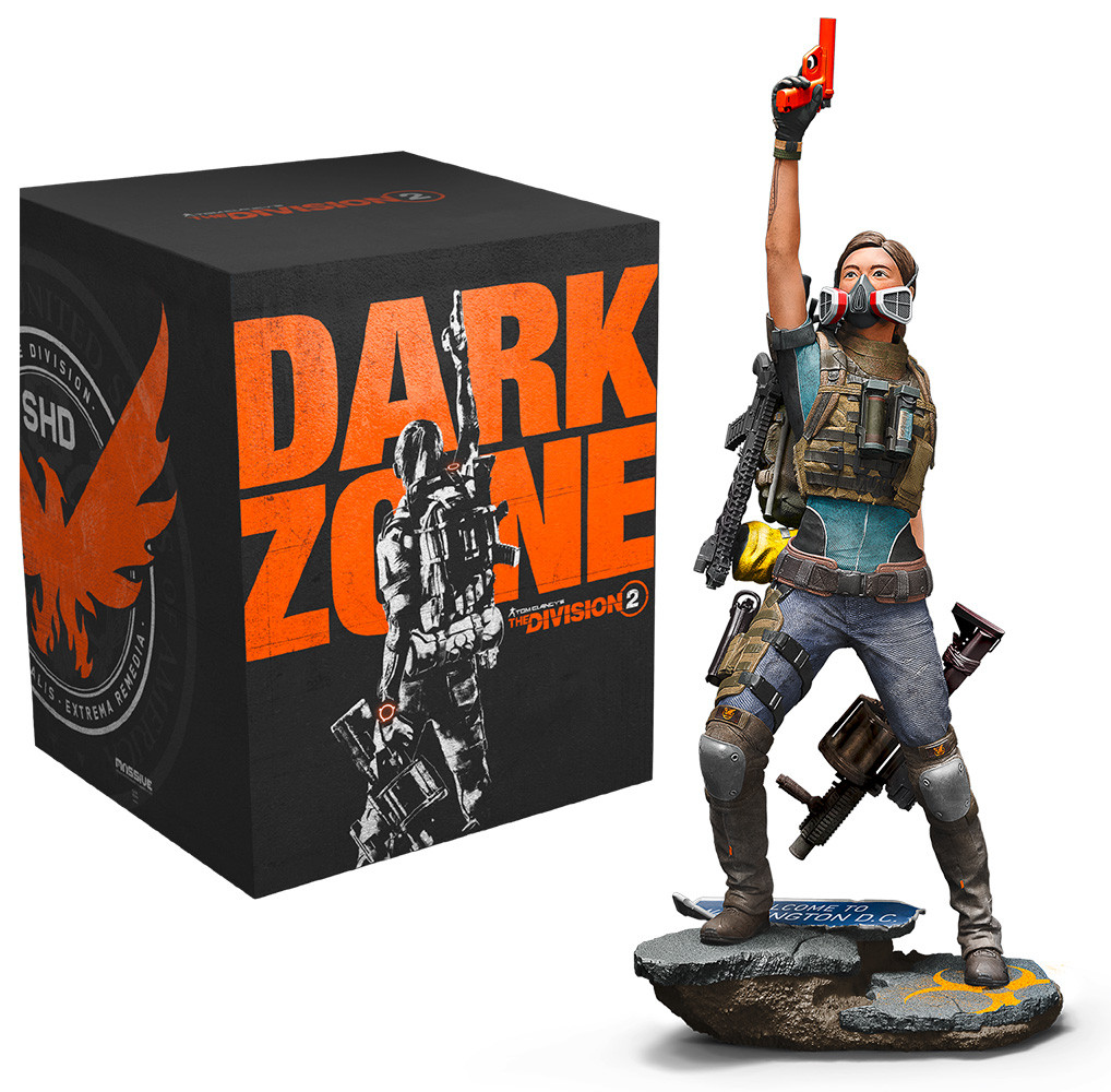 Tom Clancys The Division 2 Dark Zone Definitive Collectors Edition