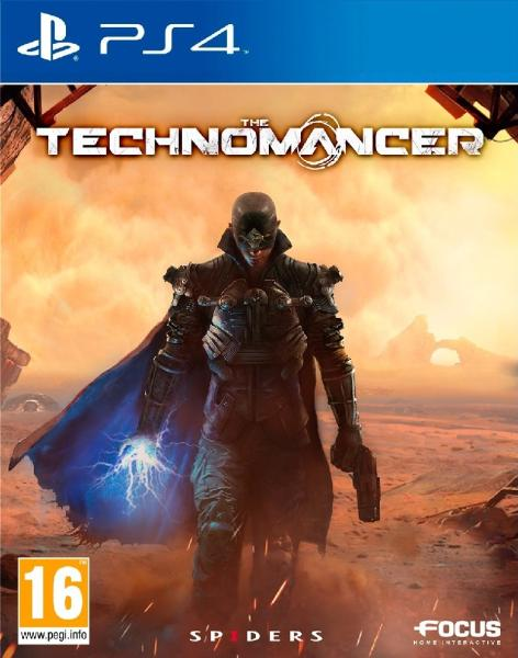 The Technomancer - PlayStation 4 Játékok