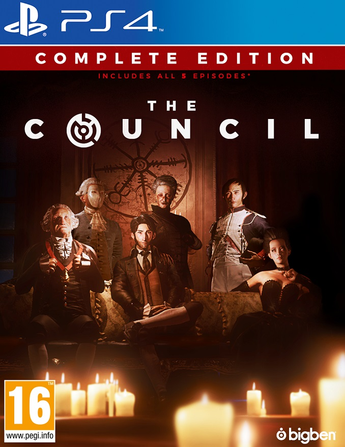 The Council Complete Edition