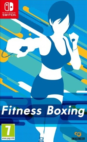Fitness Boxing - Nintendo Switch Játékok