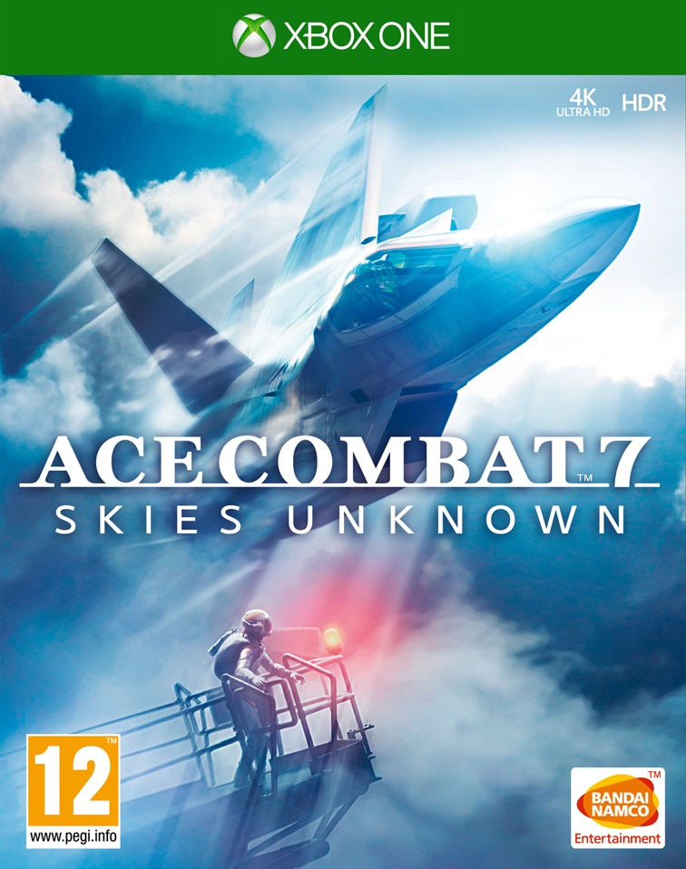 Ace Combat 7: Skies Unknown - Xbox One Játékok