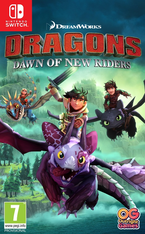 Dragons: Dawn of New Riders