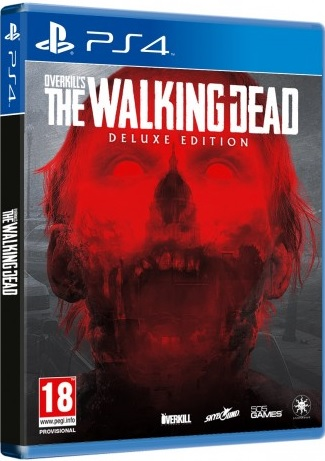 Overkills The Walking Dead Deluxe Edition