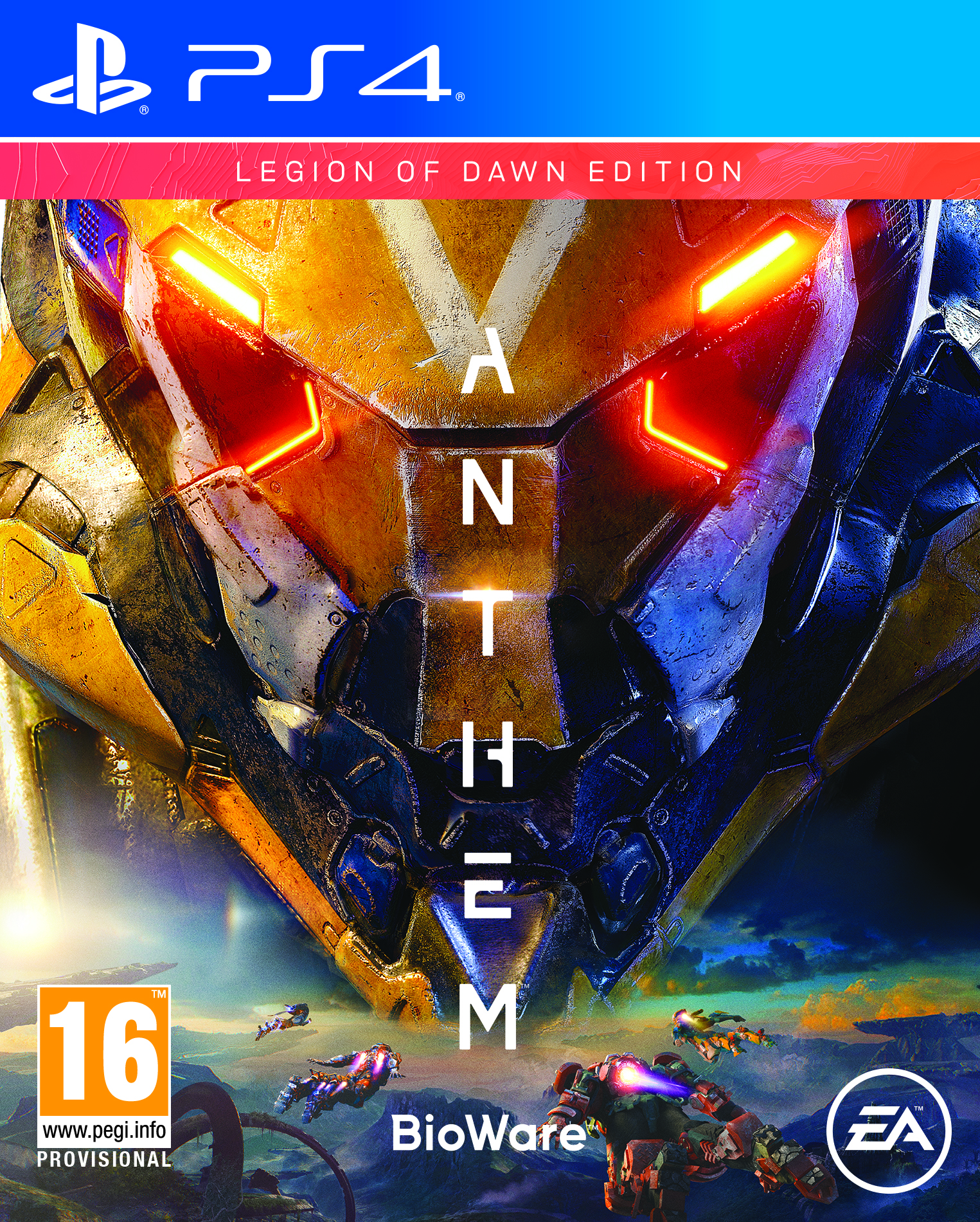 Anthem Legion of Dawn Edition  - PlayStation 4 Játékok