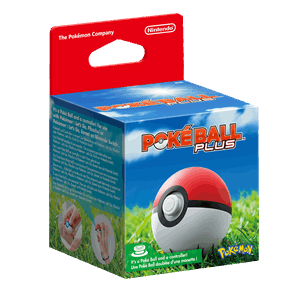 Poké Ball Plus Switch