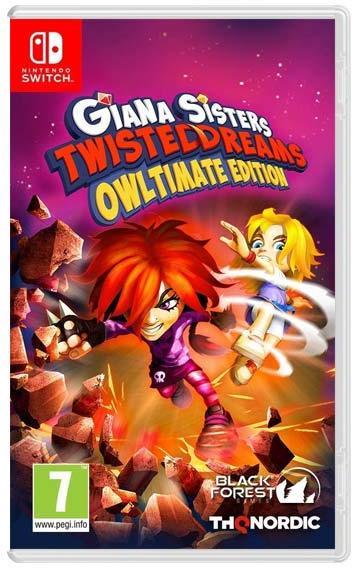 Giana Sisters Twisted Dreams Owltimate Edition