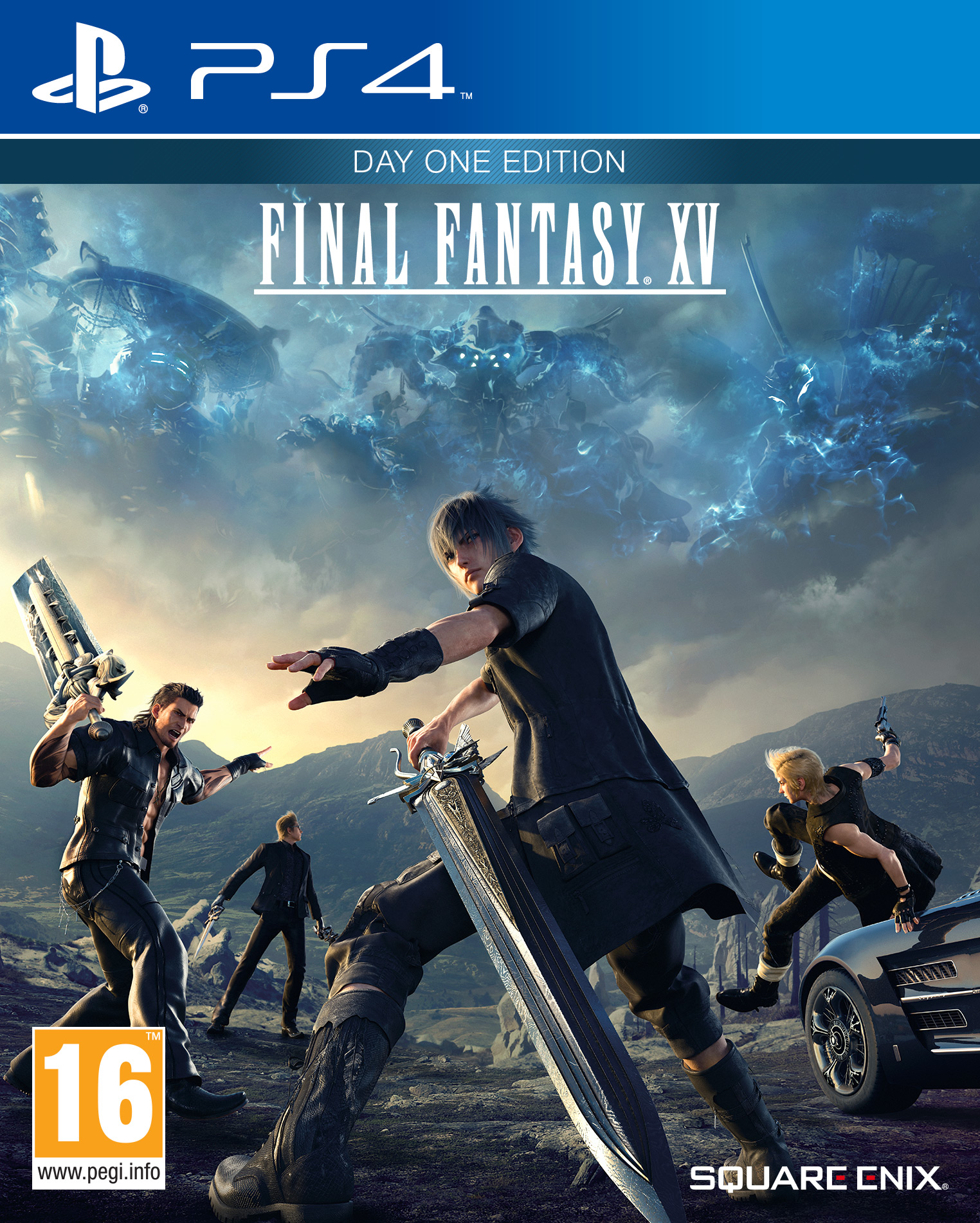 Final Fantasy XV Day One Edition (Steelbook)