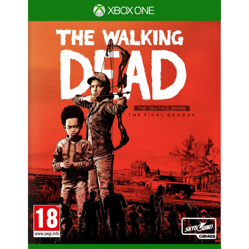 Telltales The Walking Dead: The Final Season
