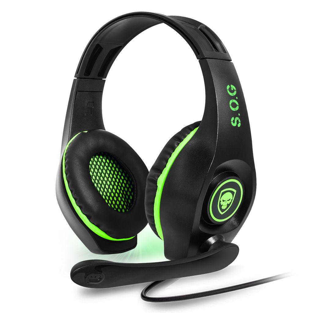 SPIRIT OF GAMER Pro-XH5 Gaming Headset (XBOX ONE) - Xbox One Kiegészítők