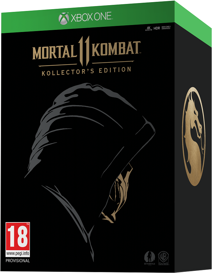 Mortal Kombat 11 Kollectors Edition