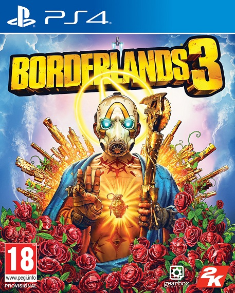 Borderlands 3 - PlayStation 4 Játékok