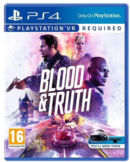Blood & Truth - PlayStation 4 Játékok