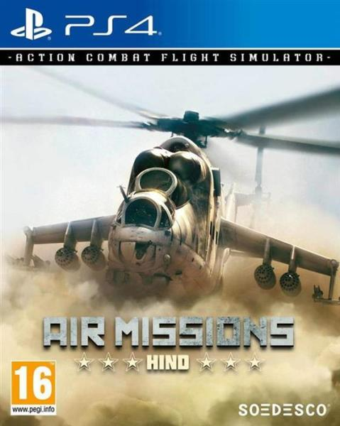 Air Missions Hind - PlayStation 4 Játékok