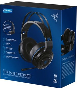 Razer Thresher Ultimate 7.1 Headset (P.C/Ps4) - PlayStation 4 Kiegészítők