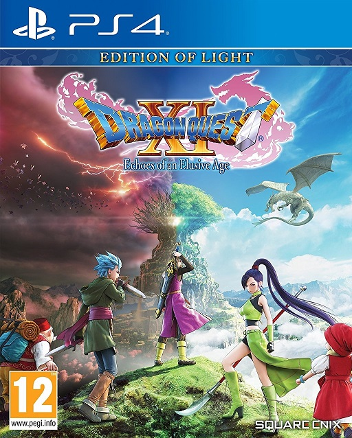 Dragon Quest XI: Echoes of An Elusive Age Edition of Light