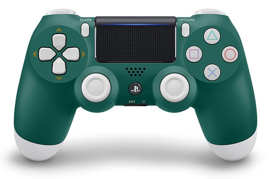 Sony Playstation 4 Dualshock 4 Controller Alpine Green Special Edition