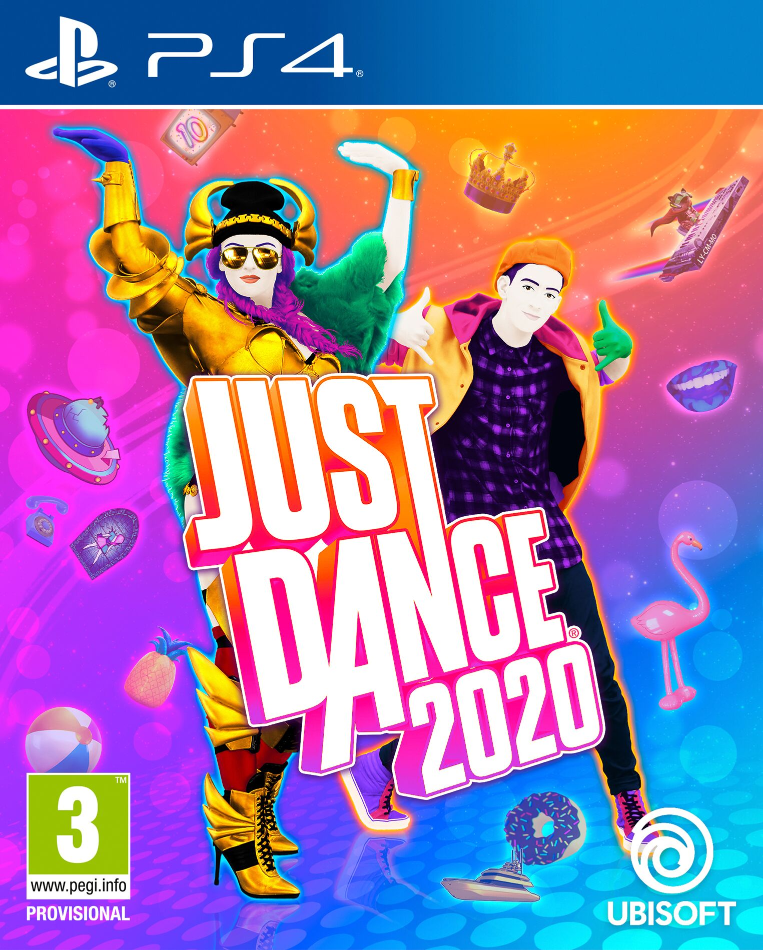 Just Dance 2020 - PlayStation 4 Játékok