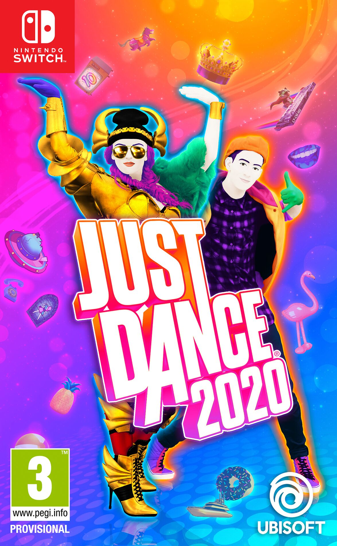 Just Dance 2020 - Nintendo Switch Játékok