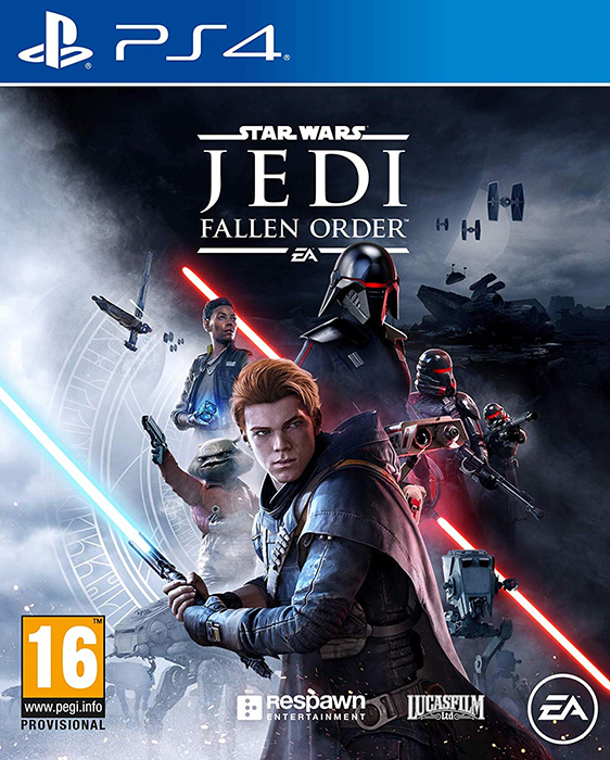 Star Wars Jedi: Fallen Order - PlayStation 4 Játékok