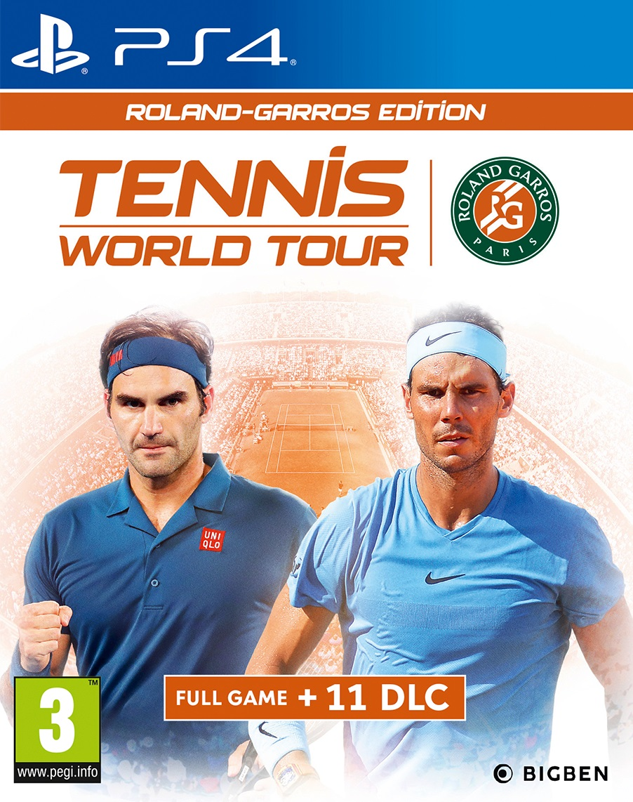 Tennis World Tour Roland-Garros Edition