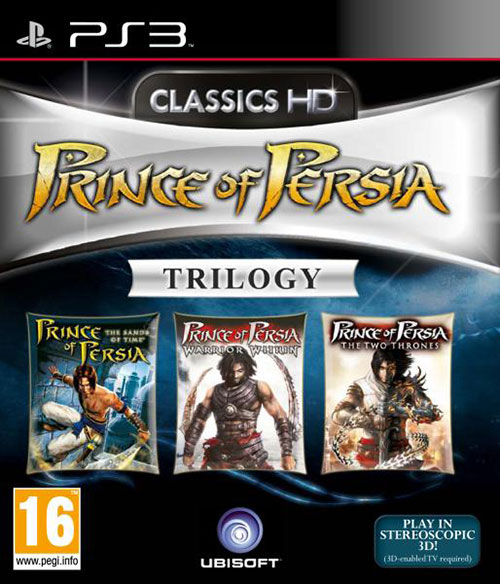 Prince of Persia HDTrilogy