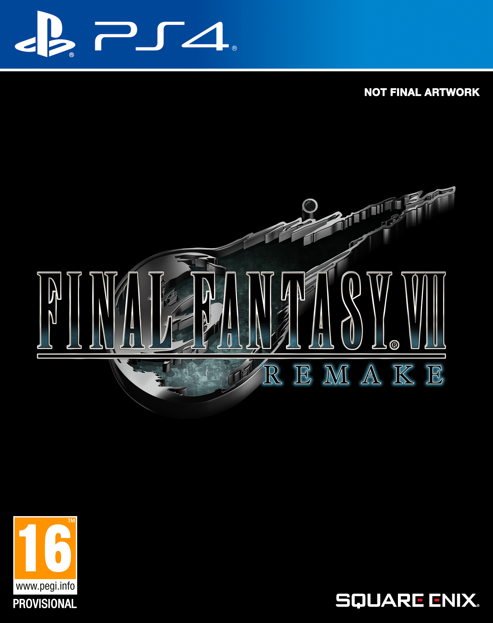 Final Fantasy VII Remake  - PlayStation 4 Játékok