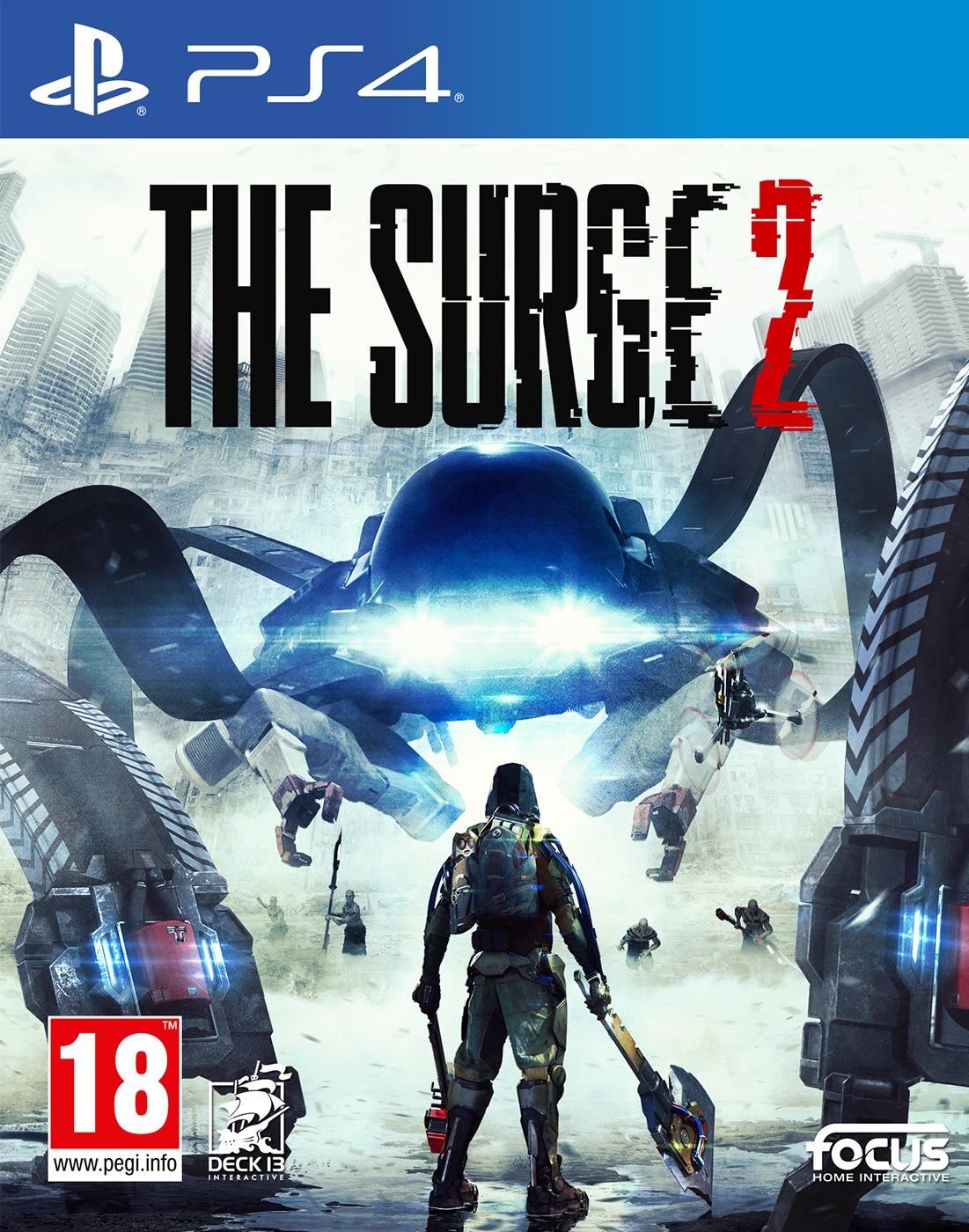 The Surge 2 - PlayStation 4 Játékok