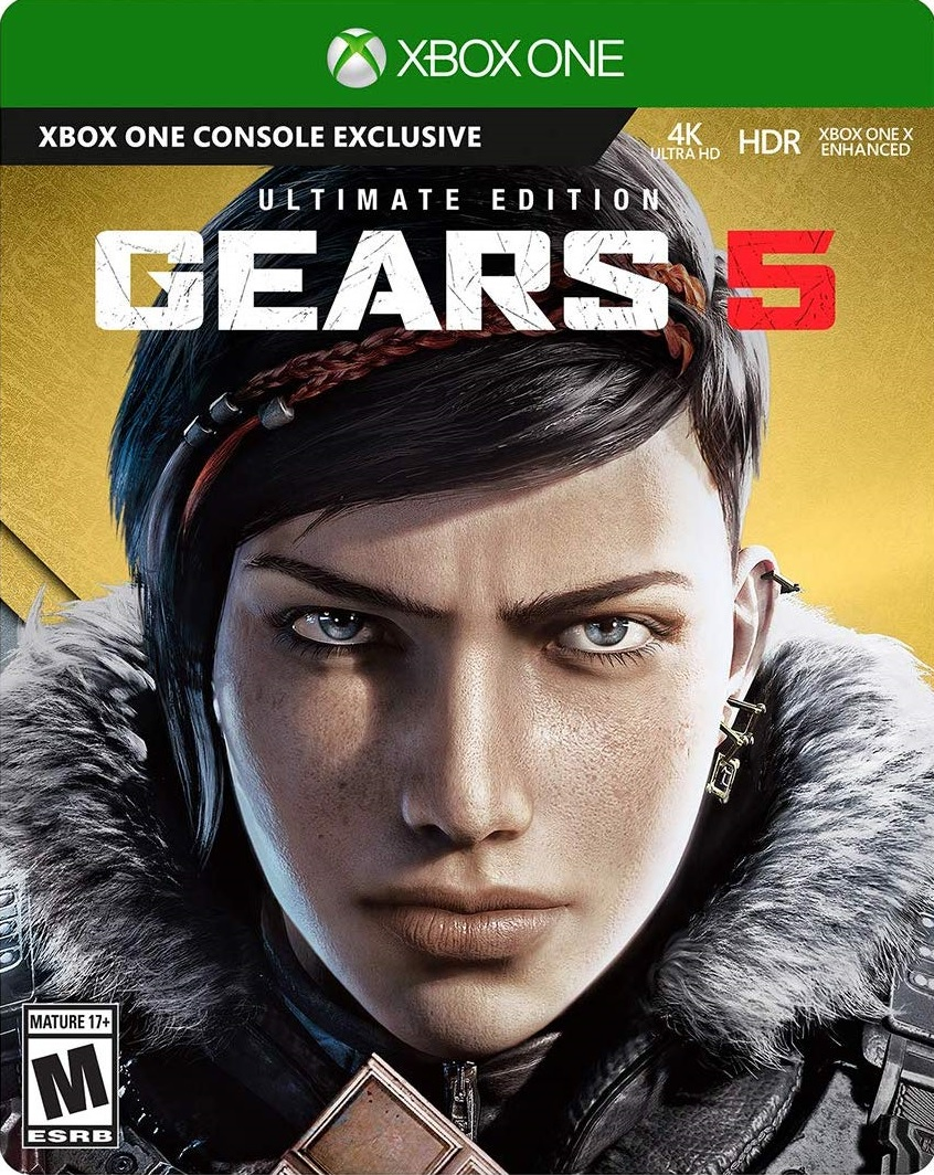 Gears 5 Ultimate Edition (Gears of War 5) - Xbox One Játékok