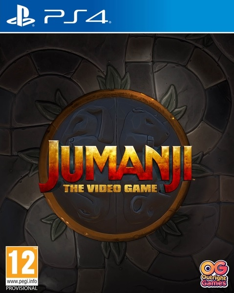Jumanji: The Video Game - PlayStation 4 Játékok