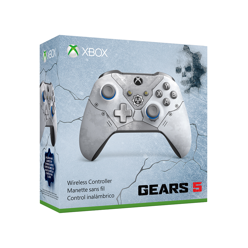 Microsoft Xbox One Wireless Controller Gears 5 Kait Diaz Limited Edition