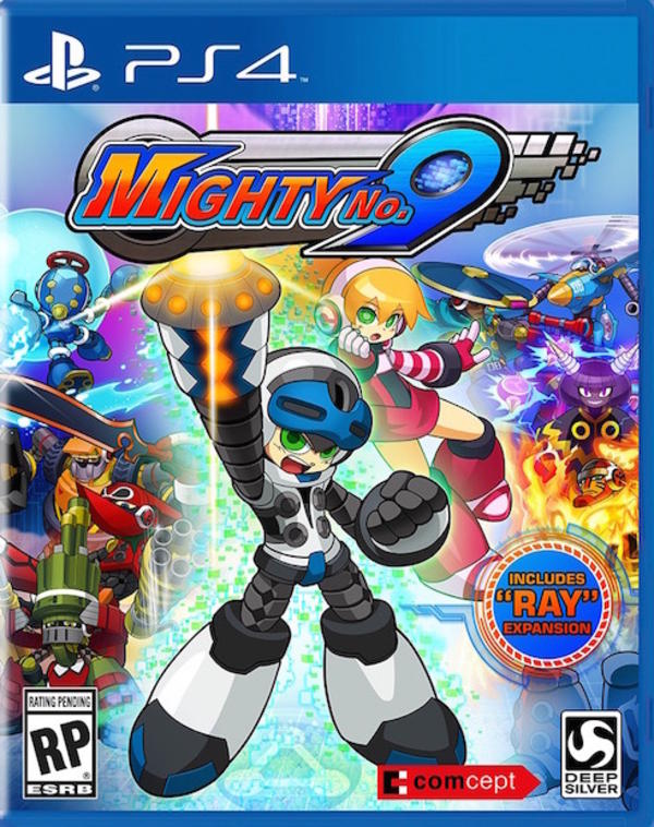 Mighty No. 9 - PlayStation 4 Játékok