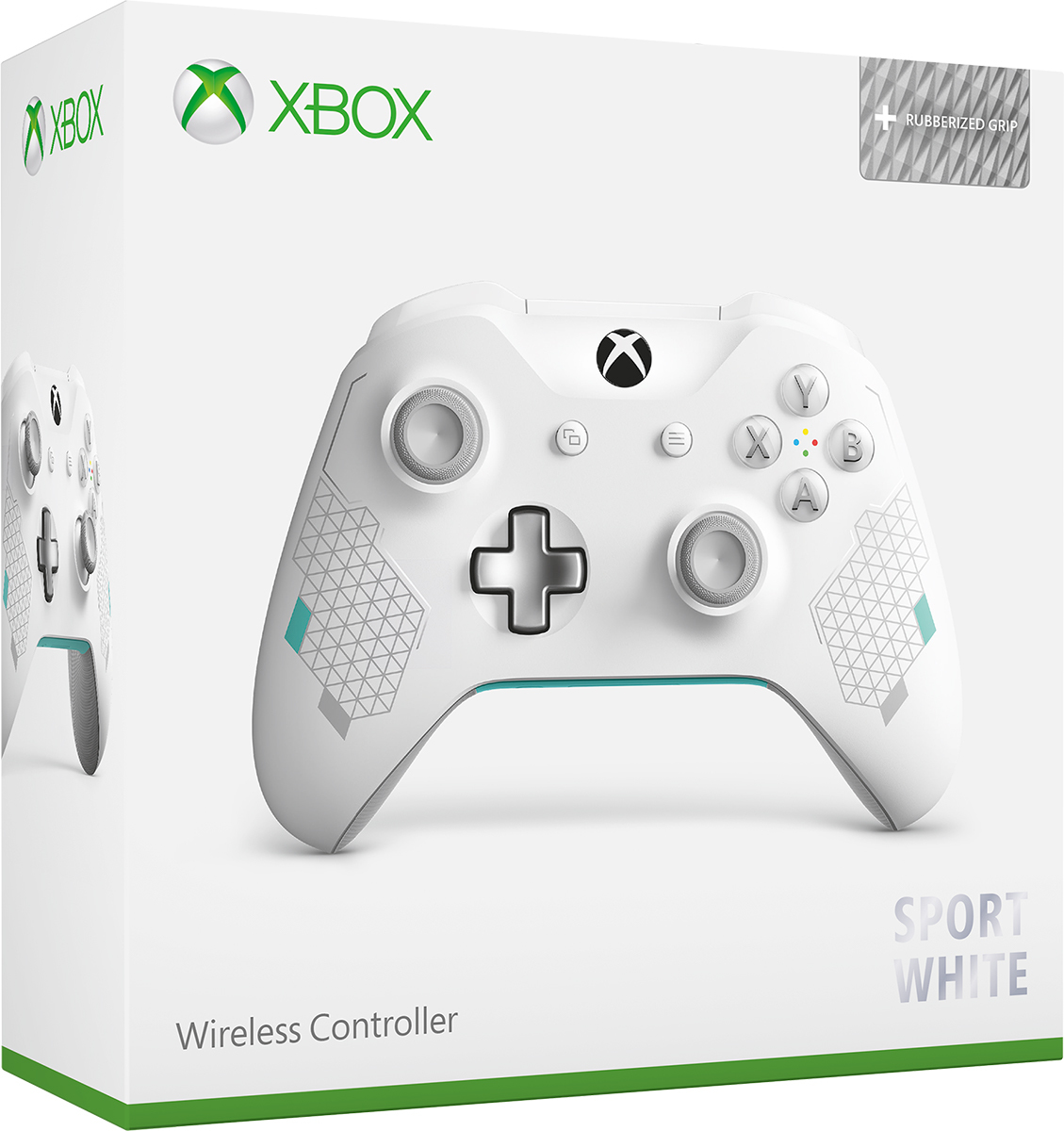 Microsoft Xbox One Wireless Controller Sport White Special Edition
