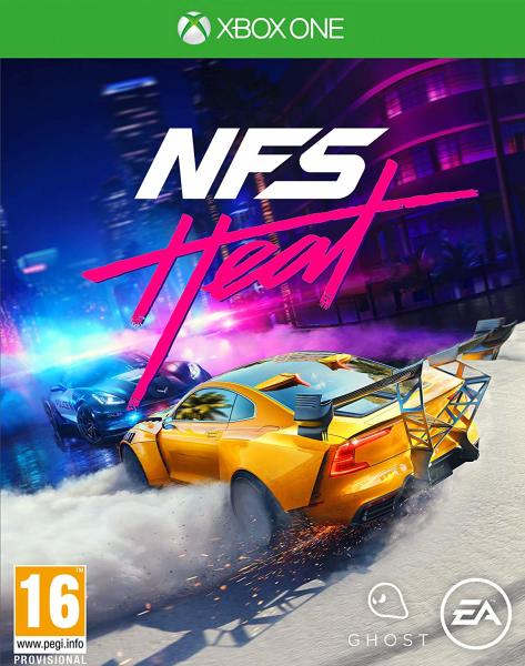 Need for Speed Heat
