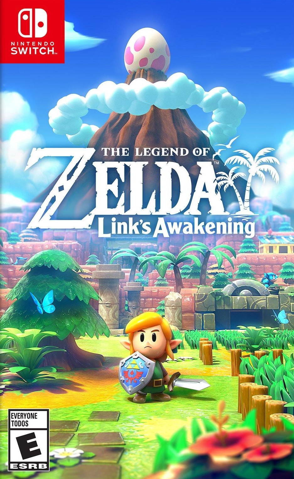 The Legend of Zelda: Links Awakening