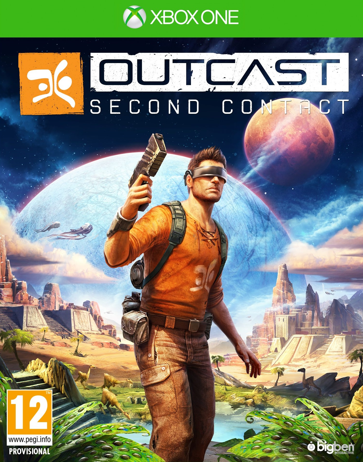 Bigband Interactive Outcast Second Contact