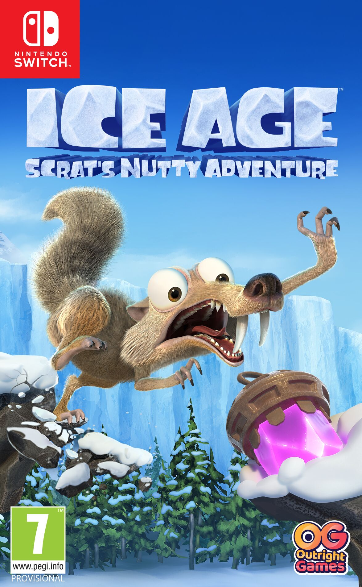 Ice Age: Scrats Nutty Adventure