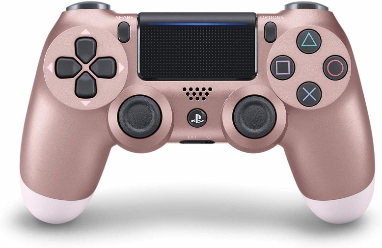 Sony Playstation 4 Dualshock 4 Controller Rose Gold