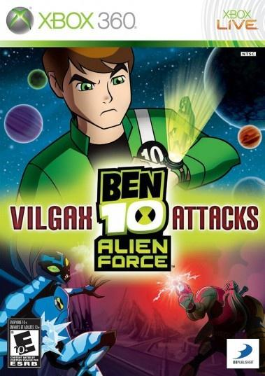 Ben 10 Alien Force Vilgax Attacs