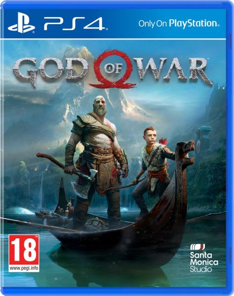 God of War (PS4) (ANGOL felirattal)