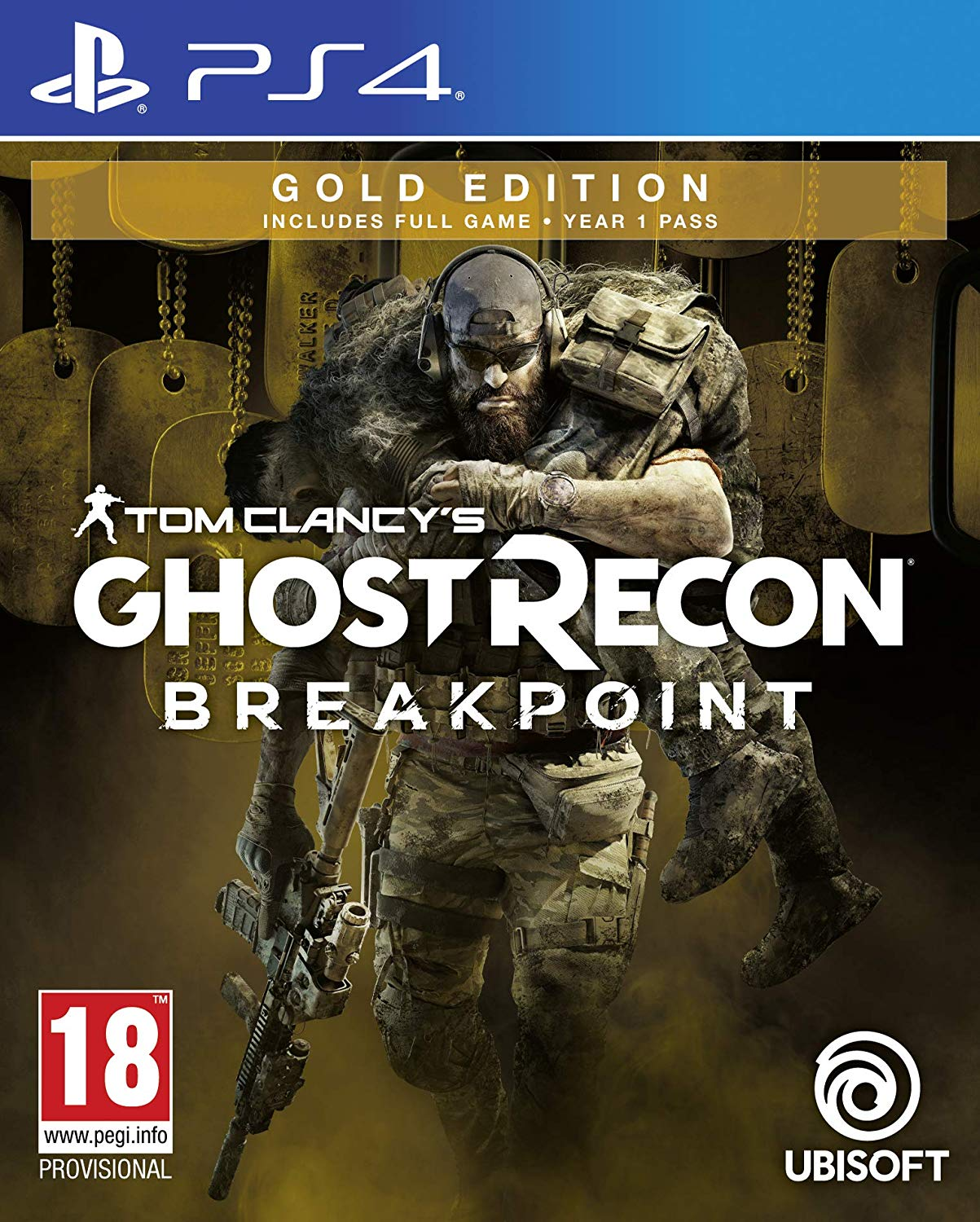 Tom Clancys Ghost Recon Breakpoint: Gold Edition