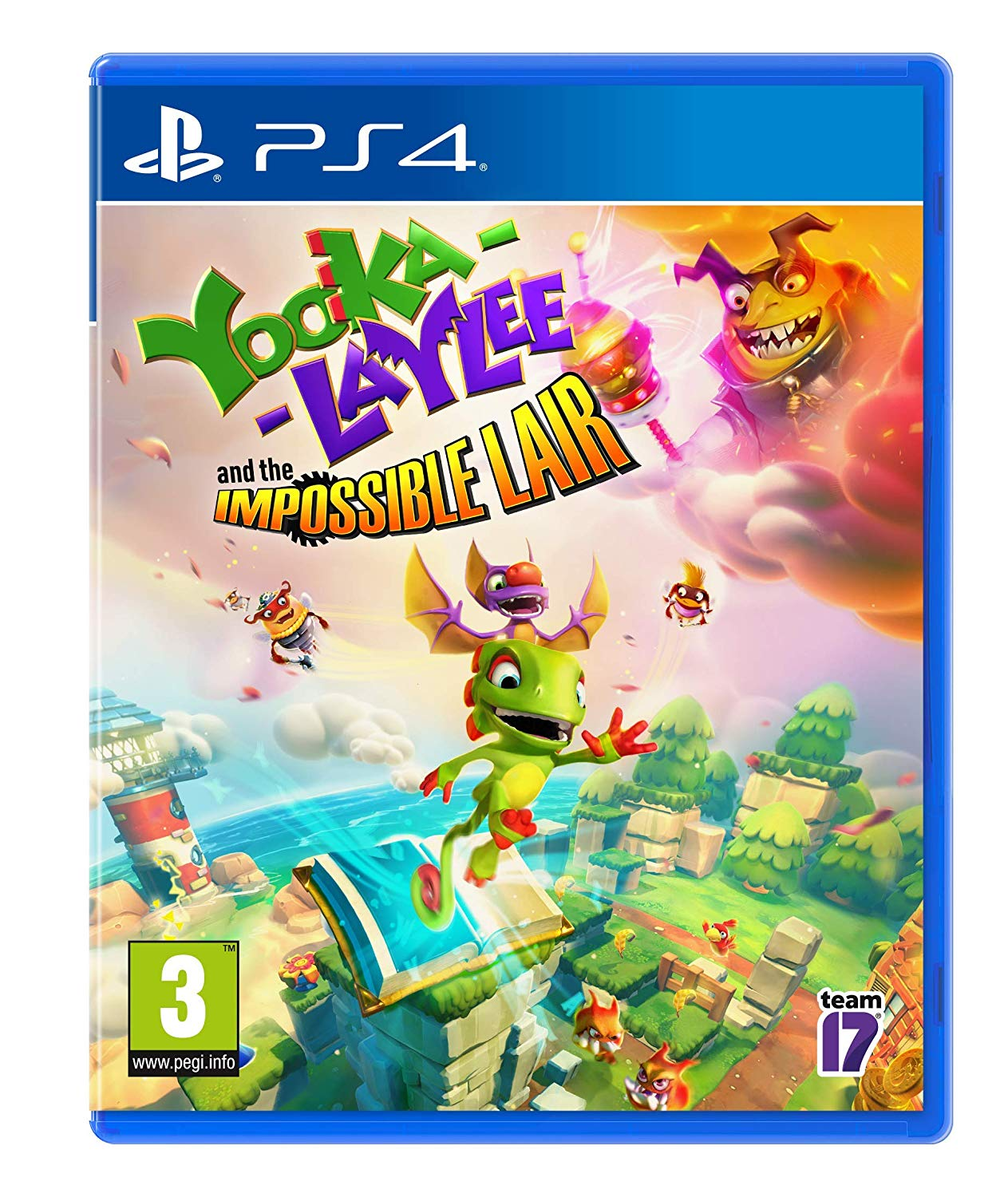 Yooka Laylee The Impossible Lair