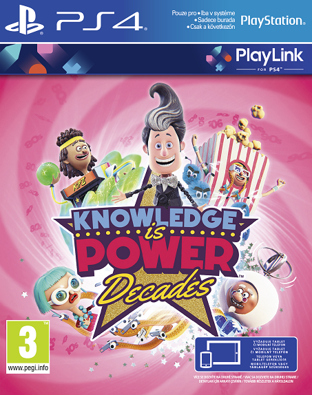 Knowledge is Power: Decades (PlayLink)