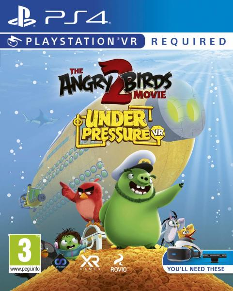 Perp The Angry Birds Movie 2 Under Pressure VR