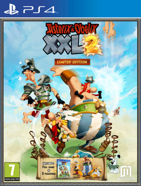 Asterix and Obelix XXL 2 - PlayStation 4 Játékok