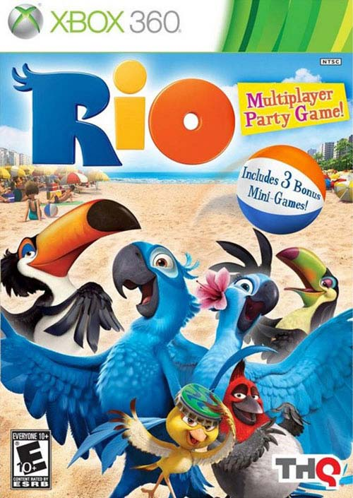 RIO Multiplayer Party Game