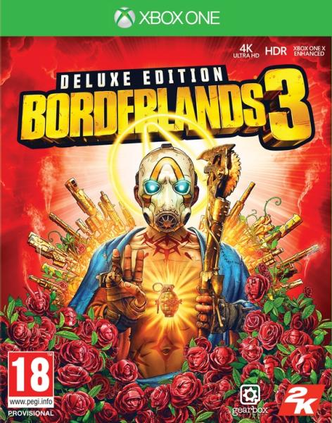 2K Borderlands 3 Delux Edition