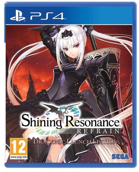 Shining Resonance Refrain Dragonic Launch Edition