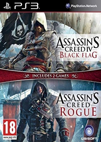 Assassins Creed Black Flag and Rogue Bundle