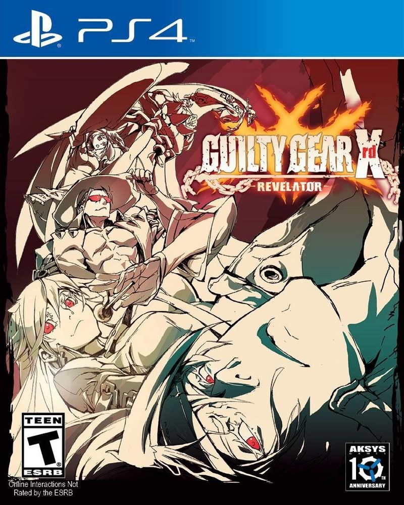 Guilty Gear Xrd - Revelator -