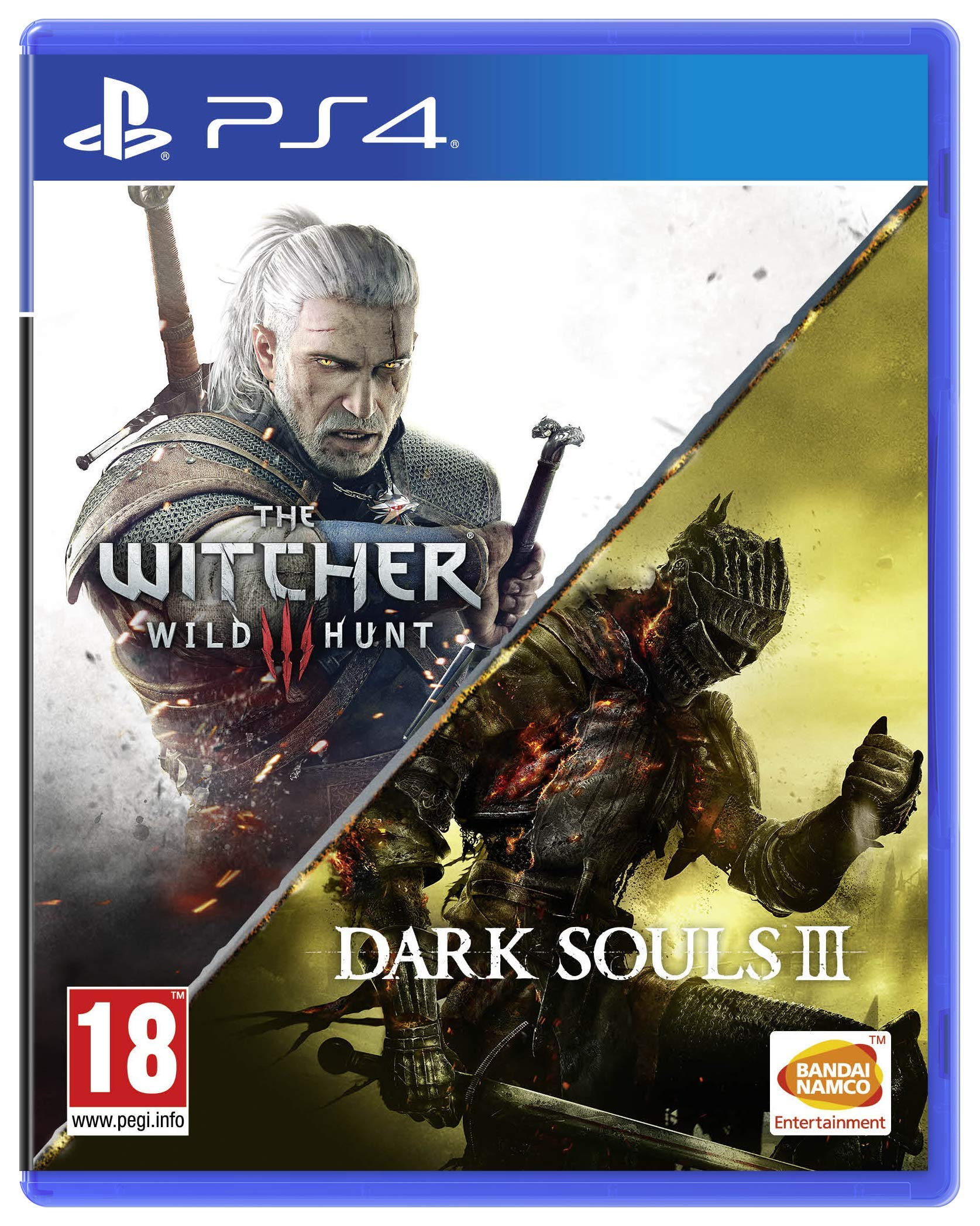 The Witcher 3 Wild Hunt + Dark Souls III Bundle